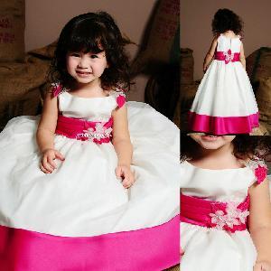 Flower Girl Dress=>Flower Girl Dress 25