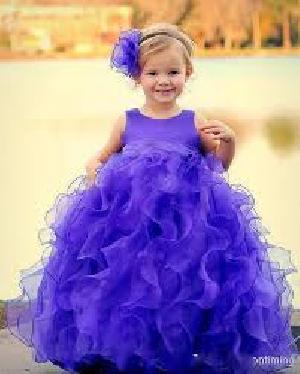 Flower Girl Dress=>Flower Girl Dress 27