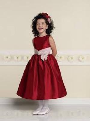 Flower Girl Dress=>Flower Girl Dress 30