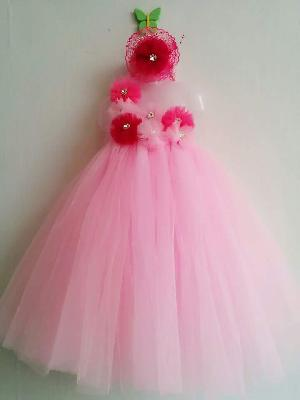 Flower Girl Dress=>Flower Girl Dress 11