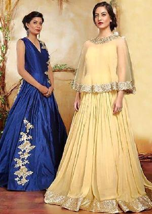 Indo Western Gowns=>Indo Western Gown 06