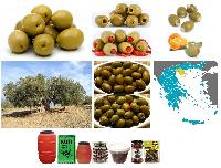 Greek Chalkidiki Olives