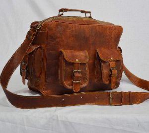 Leather Laptop Bag 13