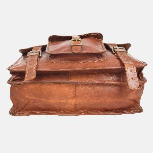 Leather Laptop Bag 16