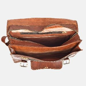 Leather Laptop Bag 16