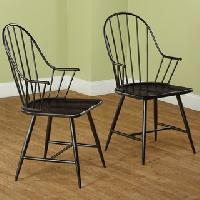 Artistic Metal Chair 03