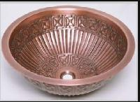 Copper Sink 08
