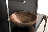 Copper Wash Basin 01