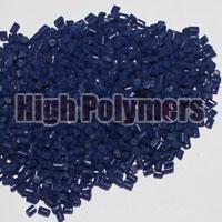 Blue ABS Granules
