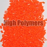 Orange ABS Granules