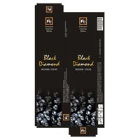 Black Diamond Incense Stick