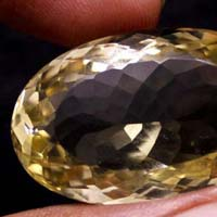 Citrine Quartz Gemstone