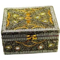 Lac Rectangular Jewellery Boxes