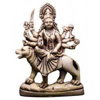 Resin Durga Statue