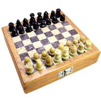 Stone Chess Set (5.2)