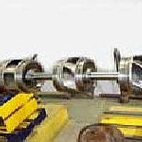 Balancing of Pump Shaft
