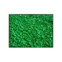 Green ABS Granules