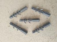 Plastic Wall Plugs 02