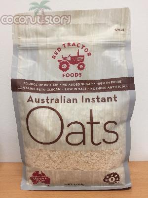 Australian Oats