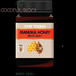 Pure Young Manuka Honey (MGO 263+)