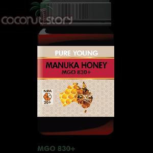 Pure Young Manuka Honey (MGO 830+)