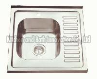 KBLS6060 Stainless Steel Lay on Sink