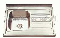 KBLS8060 Stainless Steel Lay on Sink