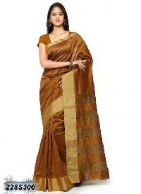 228S306 Fancy Saree