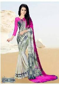 314S1009 Fancy Saree