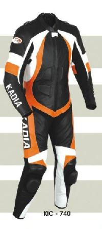 KIC - 740 Mens Leather Motorcycle Suit