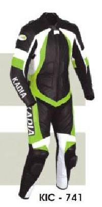 KIC - 741 Mens Leather Motorcycle Suit