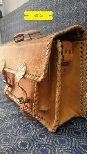 Leather Bullet Bags