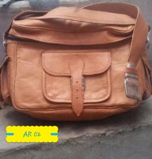 Leather Camera Bag 01