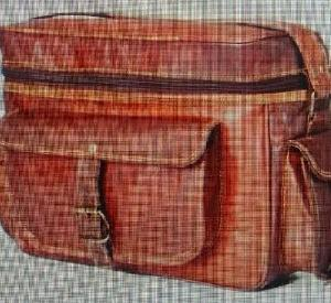 Leather Camera Bag 02