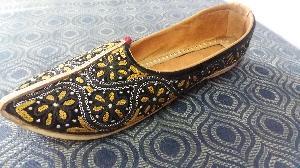 Mens Leather Juti 10
