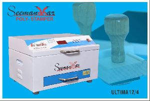 Ultima 12/4 Polymer Stamp Making Machine 02