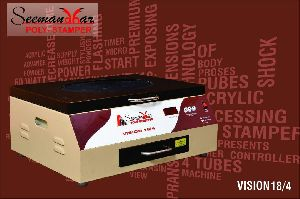 Vision 18/4 Polymer Stamp Making Machine 02