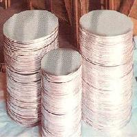 1060 Grade Aluminium Circles