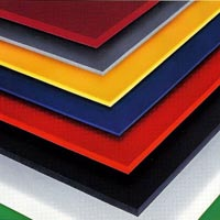 Aluminum Color Coated Sheets