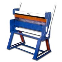 Manual Sheet Metal Folding Machine