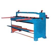 MS Body Treadle Shearing Machine