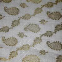 Chanderi Brocade Fabric
