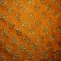 Chanderi Gold Brocade Designs 11