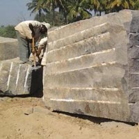 Granite Blocks 01