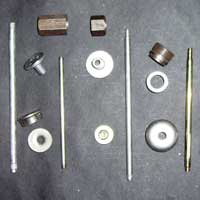 Pump Knob and Rods