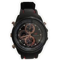 Starmax HD Waterproof Watch Hidden Camera