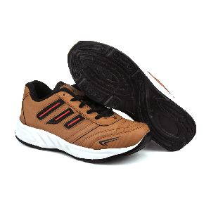 ZX 12 Mens Tan Black Shoes 03
