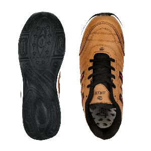ZX 12 Mens Tan Black Shoes 04