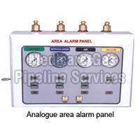 Analouge Area Alarm  System