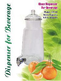 GC110 Glass Beverage Dispenser